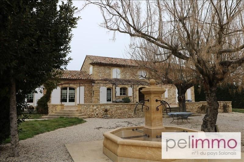 Vente de prestige maison / villa Senas 900000€ - Photo 1