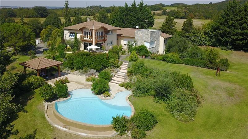 Immobile residenziali di prestigio casa St lattier 856000€ - Fotografia 2
