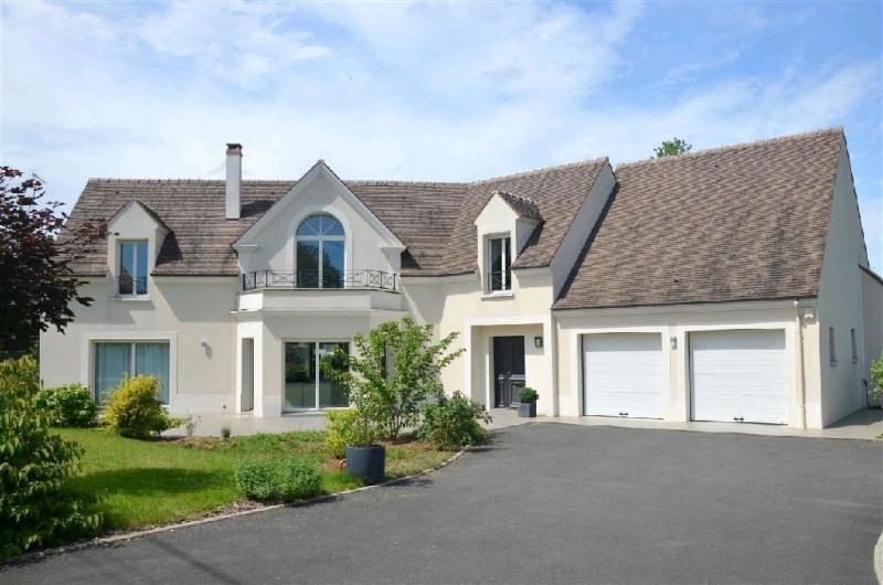 Sale house / villa Bois le roi 885000€ - Picture 1