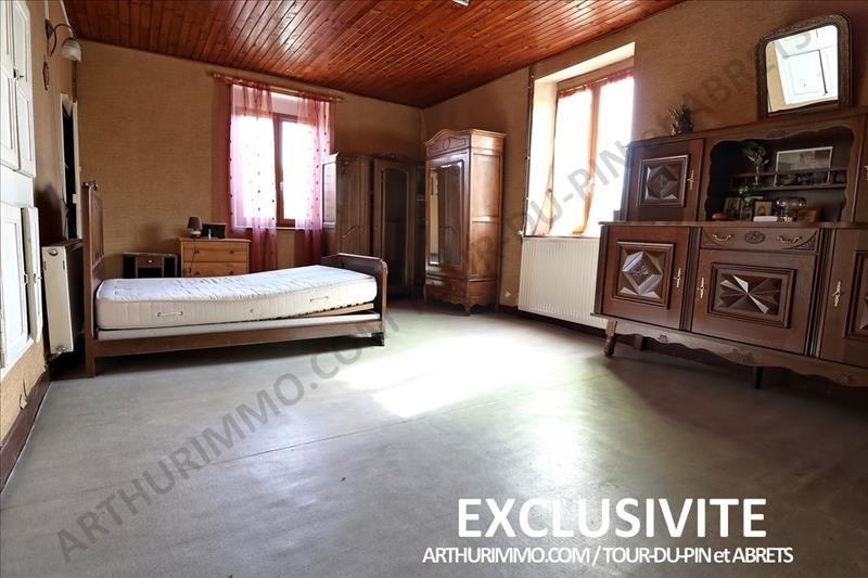 Vente maison / villa La tour du pin 146000€ - Photo 4