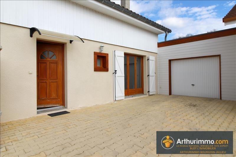 Vente maison / villa Bourgoin jallieu 210000€ - Photo 3