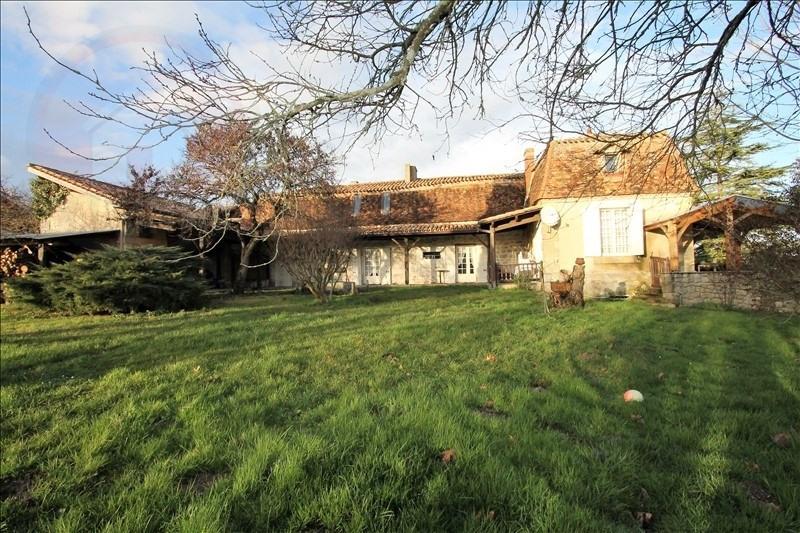 Sale house / villa Rouffignac de sigoules 318000€ - Picture 1