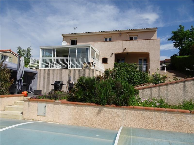 Venta  casa Aussonne 439000€ - Fotografía 1