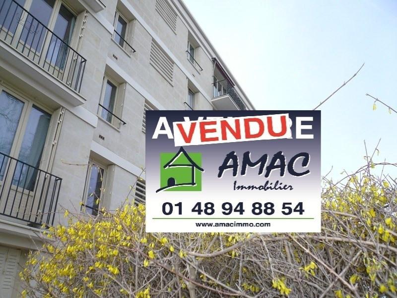 Vente appartement Villemomble 230000€ - Photo 1