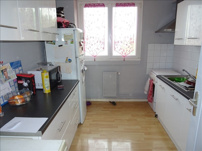 Vente appartement Troyes 62 500€ - Photo 2