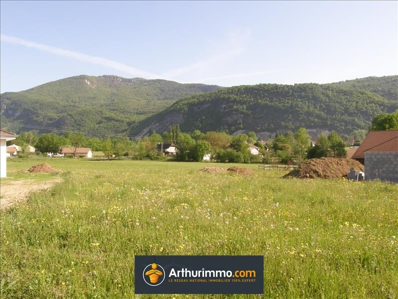 Vente terrain Morestel 56 000€ - Photo 1