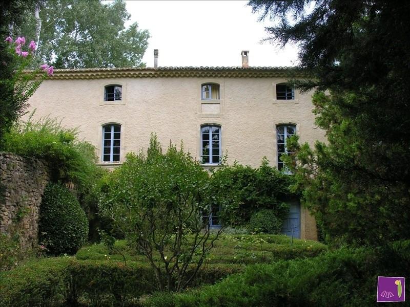 Vente de prestige maison / villa Uzes 680000€ - Photo 8