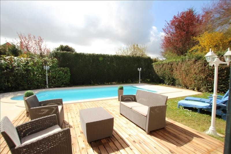 Sale house / villa La queue en brie 473200€ - Picture 2