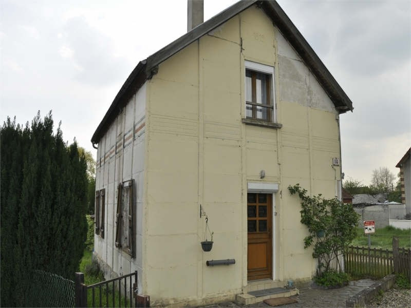Sale house / villa Soissons 60 000€ - Picture 1