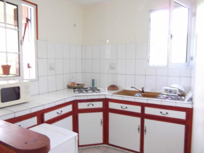 Rental apartment Deshaies 500€ CC - Picture 2