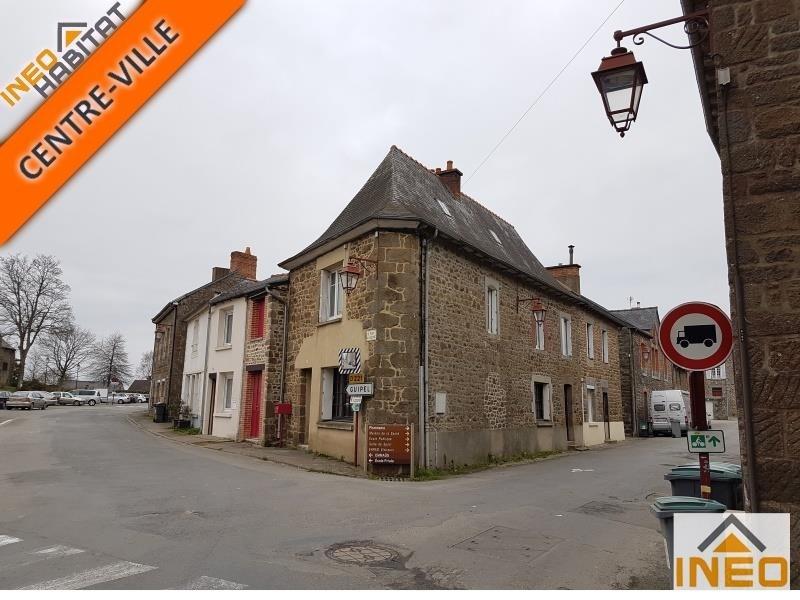 Vente maison / villa Hede 141750€ - Photo 1