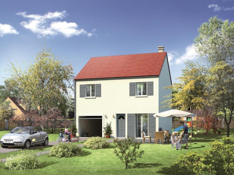 Maison  6 pièces + Terrain 456 m² Torcy par MAISONS D'EN FRANCE