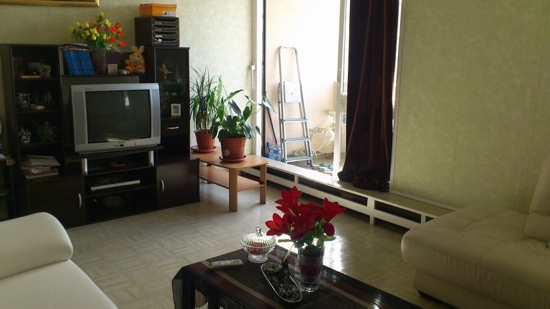 Rental apartment Elancourt 945€ CC - Picture 1