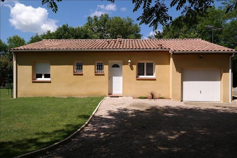 Sale house / villa Dieupentale 190800€ - Picture 3