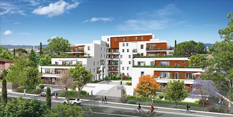 Vente appartement Marseille 9ème 351000€ - Photo 1