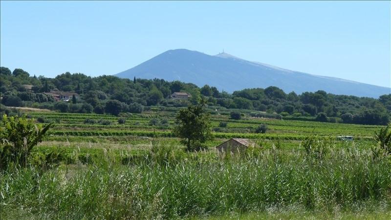 Vente terrain Beaumes de venise 160000€ - Photo 1