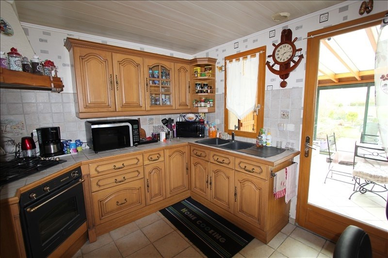Sale house / villa Henin beaumont 239000€ - Picture 5