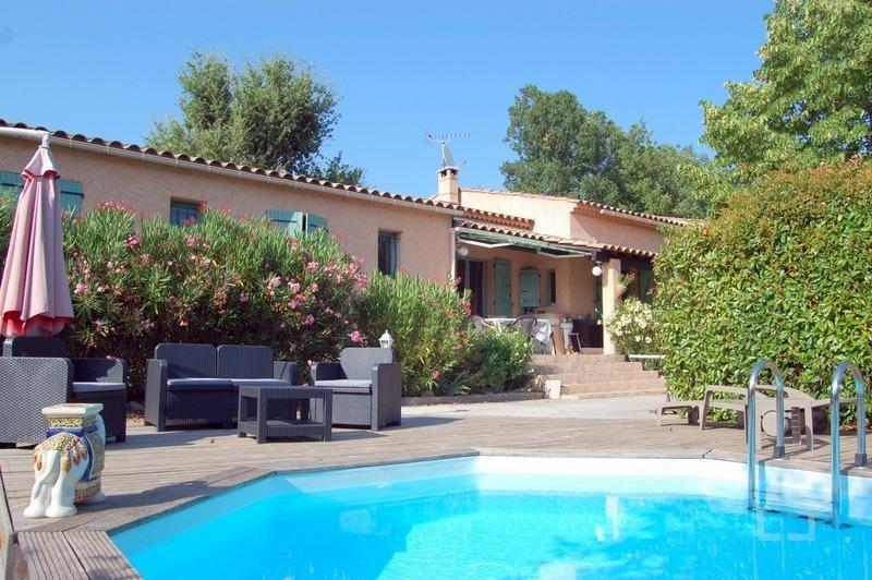 Vente maison / villa Tourrettes 378000€ - Photo 1