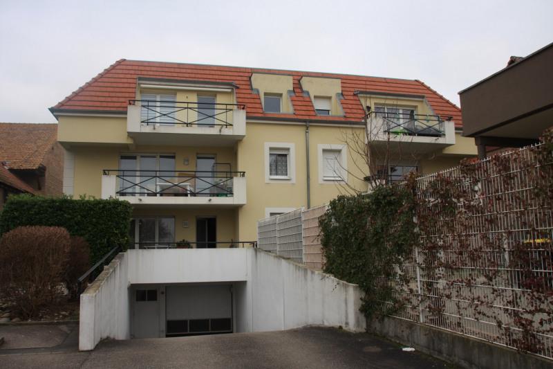Sale apartment Hurtigheim 125000€ - Picture 1