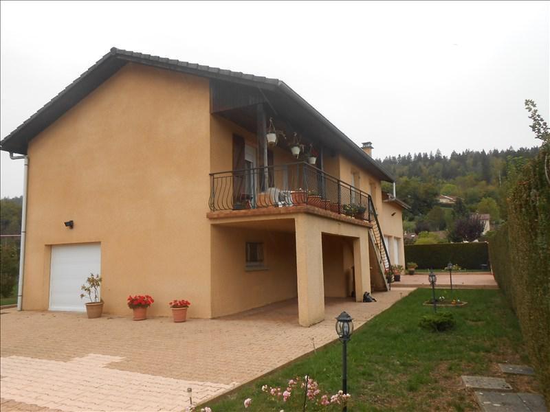 Sale house / villa Sud oyonnax 259000€ - Picture 5