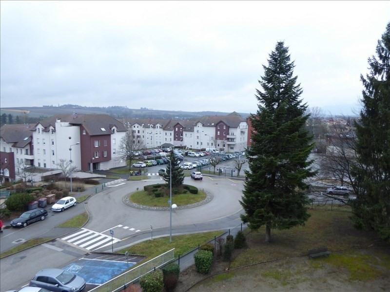 Vendita appartamento Saint genis pouilly 265000€ - Fotografia 7