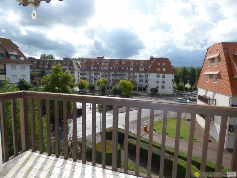 Sale apartment Villers sur mer 124000€ - Picture 1