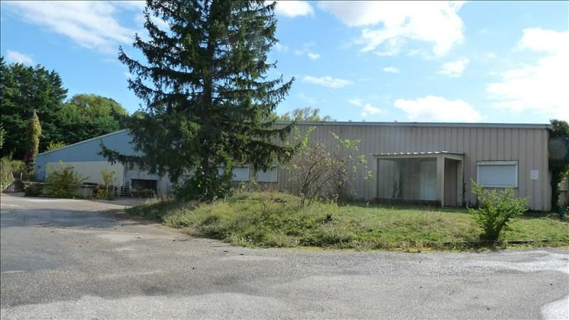 Vente local commercial Chabeuil 735 000€ - Photo 1