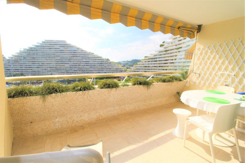 Sale apartment Villeneuve loubet 284 000€ - Picture 4