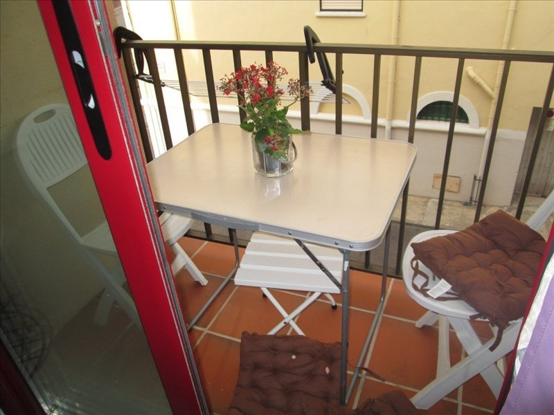 Sale apartment Port vendres 96 000€ - Picture 1