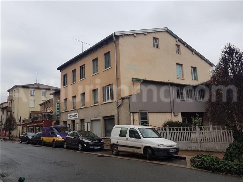 Vente immeuble Pontcharra sur turdine 485000€ - Photo 1