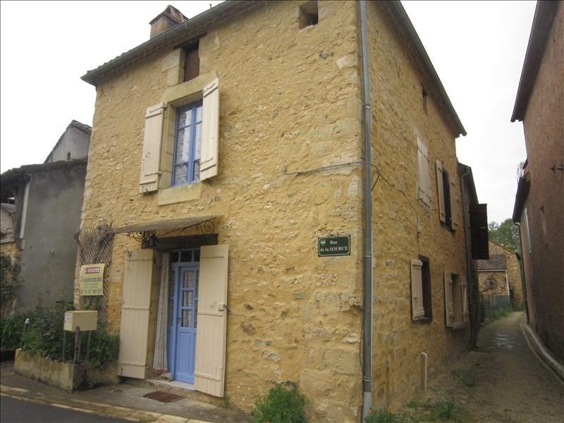 Sale house / villa Sagelat 97000€ - Picture 1