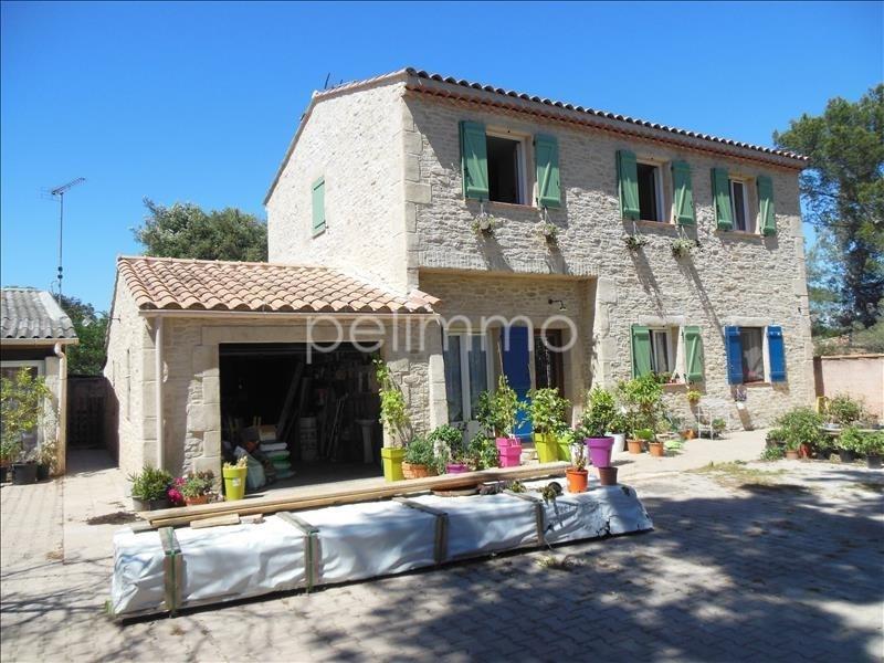 Deluxe sale house / villa Grans 595000€ - Picture 1