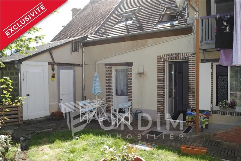 Investment property building St fargeau 165000€ - Picture 1