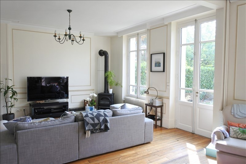 Rental house / villa St germain en laye 4 420€ CC - Picture 2