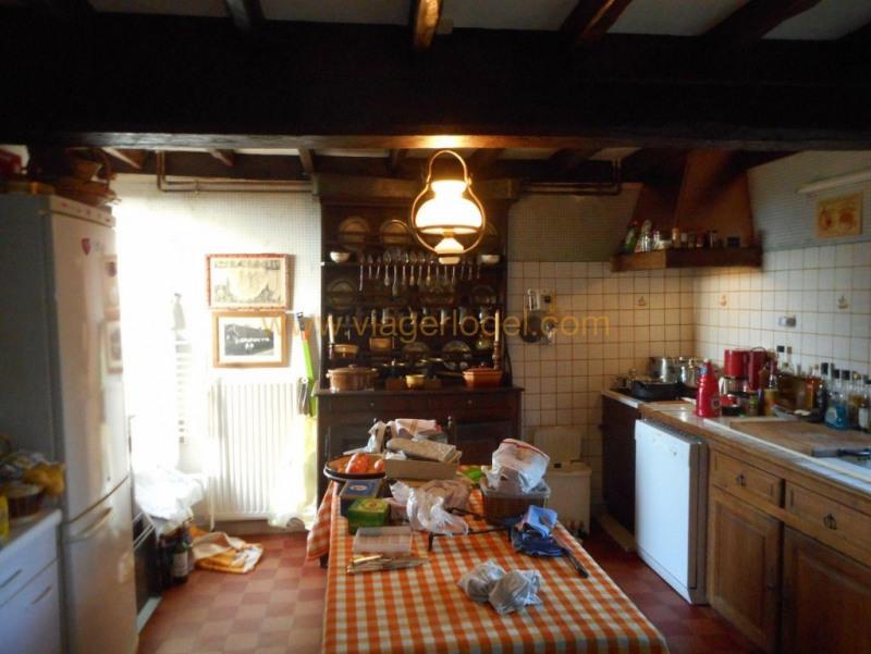 Lijfrente  huis Martainville 190800€ - Foto 19