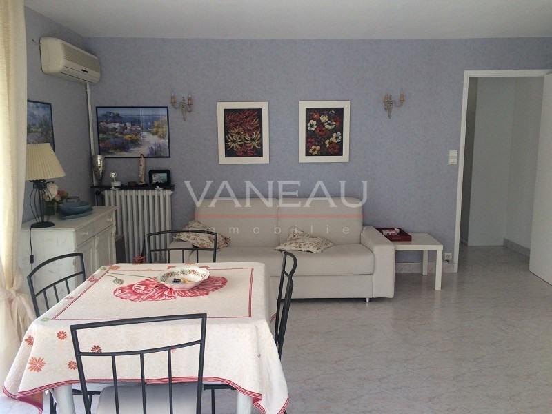 Vente de prestige appartement Juan-les-pins 430000€ - Photo 4