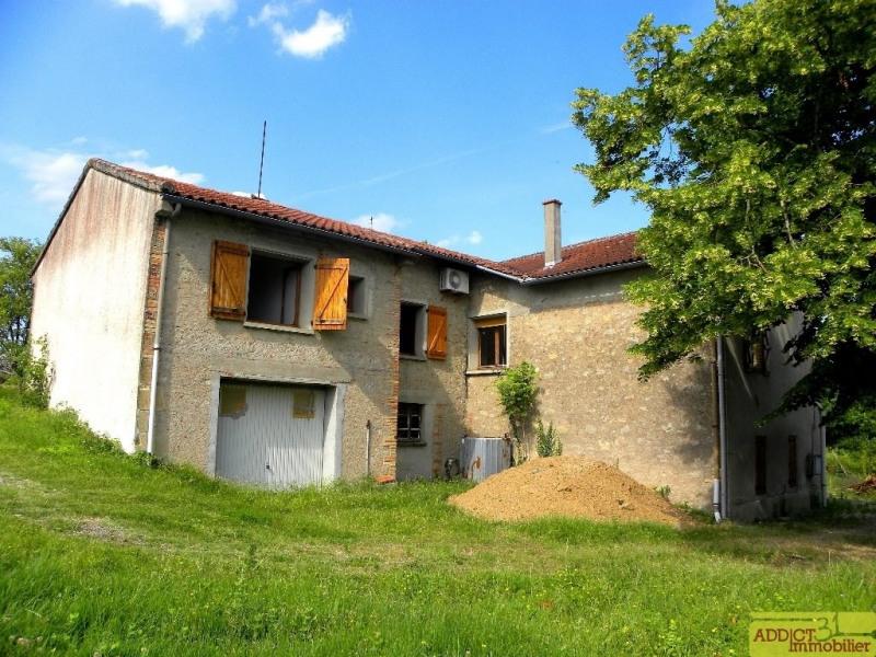 Vente maison / villa A 10mn de lavaur 200000€ - Photo 1