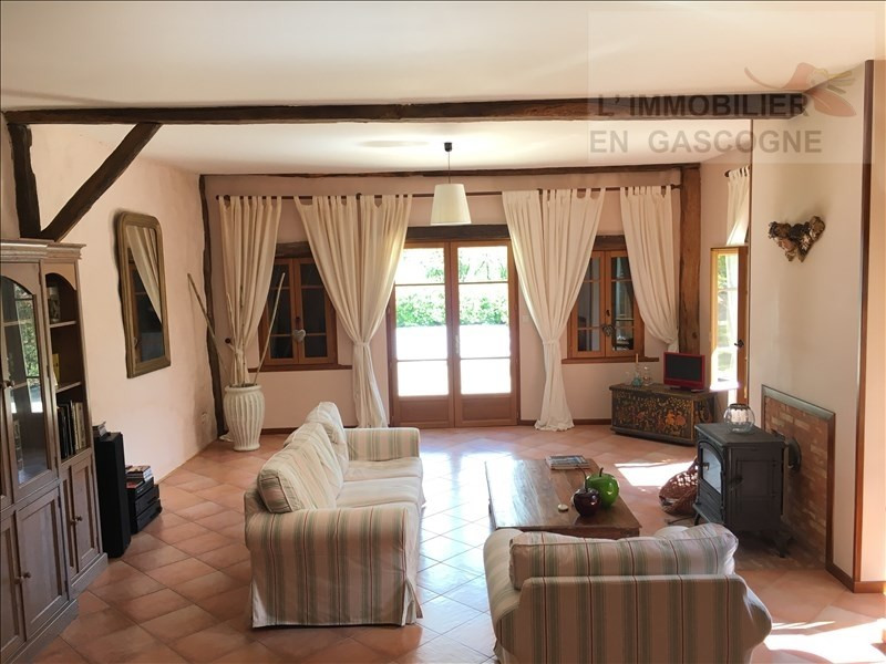 Vente maison / villa Masseube 375000€ - Photo 2