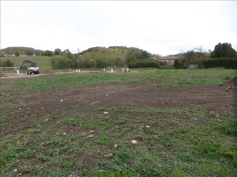 Vente terrain St jean de bournay 100 670€ - Photo 2