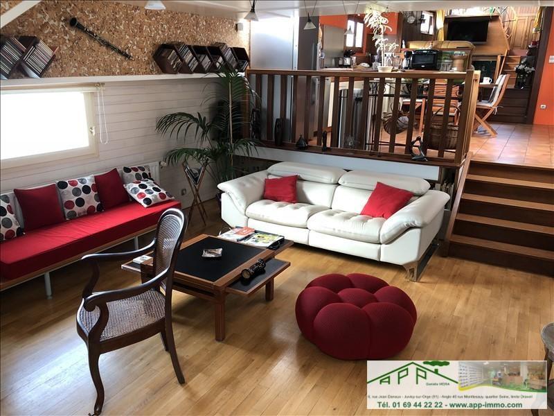 Vente maison / villa Draveil 369900€ - Photo 2
