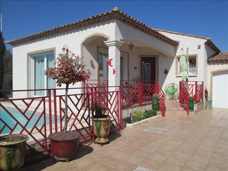 Vente maison / villa Frontignan 342000€ - Photo 1