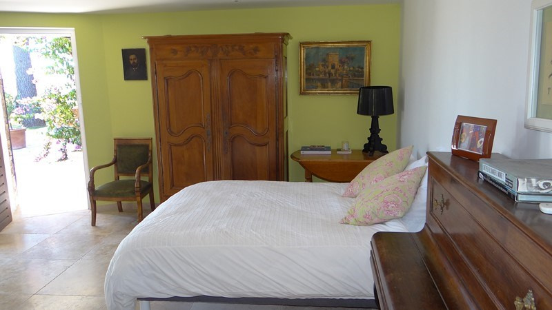 Vacation rental house / villa Le rayol 8 000€ - Picture 16