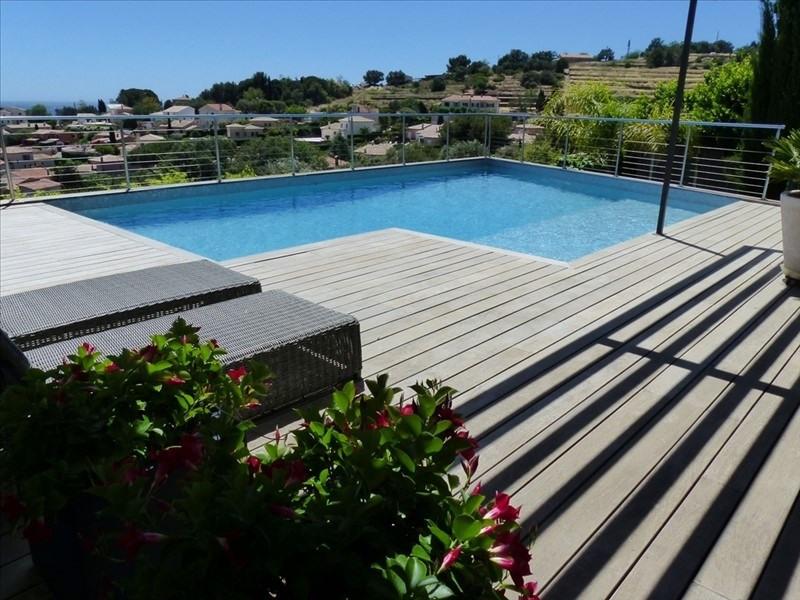 Immobile residenziali di prestigio casa Carqueiranne 2180000€ - Fotografia 3