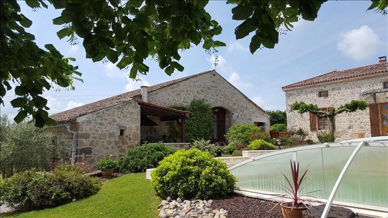 Vente de prestige maison / villa Prayssas 341250€ - Photo 7