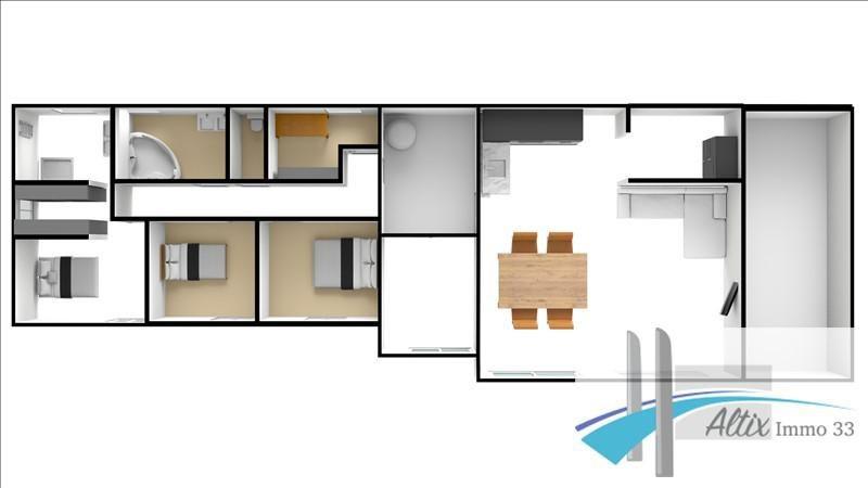 Vente maison / villa St loubes 173500€ - Photo 7