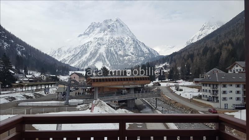 Sale apartment Vallorcine 316 800€ - Picture 4
