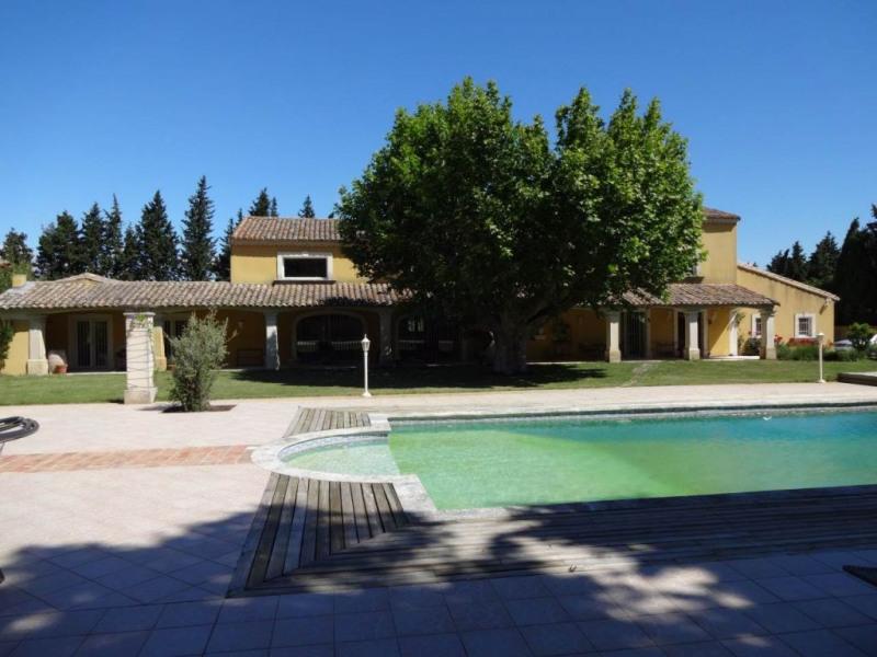 Deluxe sale house / villa Entraigues sur la sorgue 930000€ - Picture 1