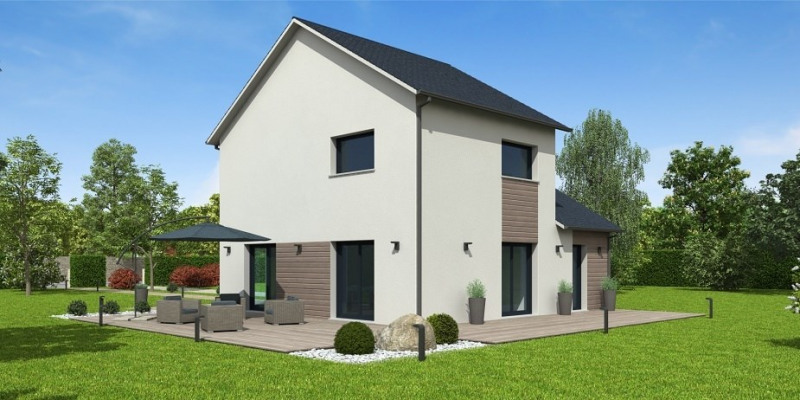 Maison  4 pièces + Terrain 1000 m² Limeux par MAISONS NATILIA