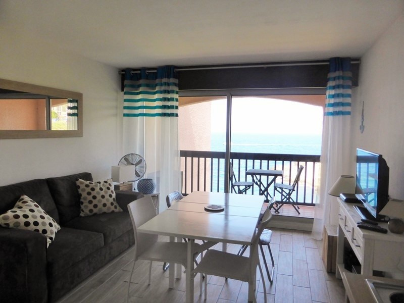 Location vacances appartement Port vendres 360€ - Photo 3