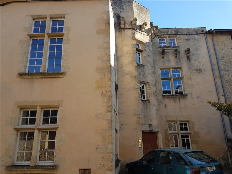 Vente immeuble Saint macaire 540000€ - Photo 1